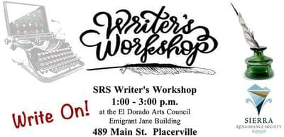Srs writing workshop commevnts