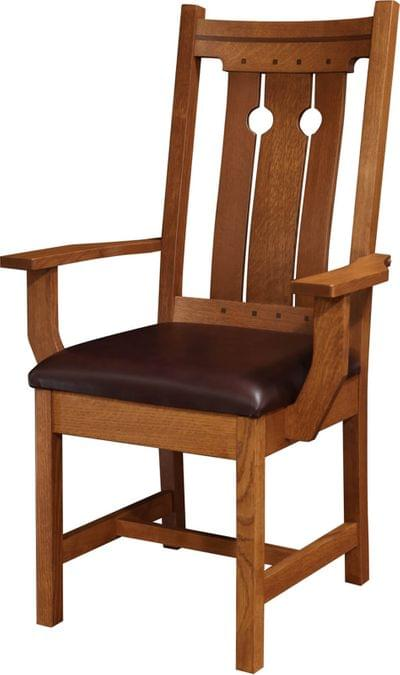 Durango arm chair