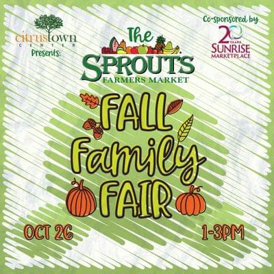 Fall family fair 2019