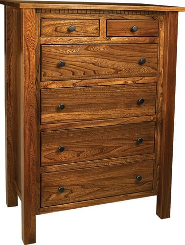 Fw lindholt chest of drawers